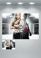 Ronda Rousey UFC Giant Wall Art Poster Print Split Sections or Giant 1 Piece