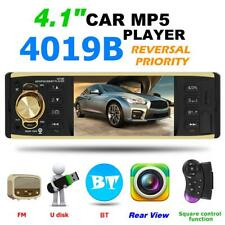 4019B Bluetooth Car Stereo MP5 Player 4.1 inch AUX USB Radio Video Head Unit