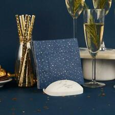 20 Cocktail Paper Napkins Christmas Table Serviettes Party Tableware Beverage