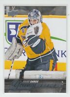 (75791) 2015-16 UPPER DECK YOUNG GUNS JUUSE SAROS #464 RC