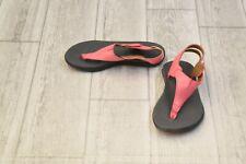 **OluKai 'Eheu Sandal - Little Girl's Size 11 - Pink