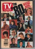 Tv Guide Mag Tom Selleck Oprah Winfrey December 9-15, 1989 111019nonr