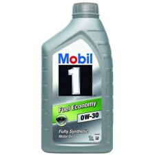 Mobil 1 FE 0W-30 Fully Synthetic 1 Litre Car Engine Oil Lubricants 151063