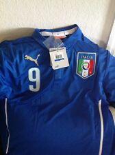 Puma Italia  Mario Balotelli #9 Soccer/futbol Jersey/shirt NWT Size XL youth