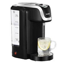VonShef Instant Hot Water Boiler Dispenser Kettle 2.5L 3000-Watt Machine Black
