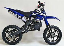 50cc Mini Dirt Bike, 2 Stroke, Rev & Go, Mini Moto, 50cc, UK STOCK All Colours
