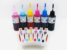 Refillable Ink Cartridge Kits for Epson Printer XP750 XP850 XP950 24XL NON OEM