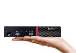 Lenovo ThinkCentre M700 Tiny Core i3-6100T 3,2 GHz 8Go 256Go SSD WINDOWS 10