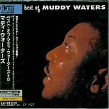 MUDDY WATERS-THE BEST OF MUDDY WATERS-JAPAN CD BONUS TRACK E10