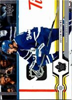 2019-20 Upper Deck Hockey - Pick Choose Your Cards