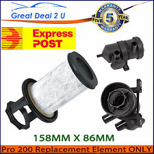 For Pro Vent 200 4WD Oil Catch Can Replacement Filter Element Cotton /Paper