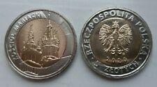 2020 - 5 zlotych - Kosciol Mariacki - Polish coin -- UNC / Mint