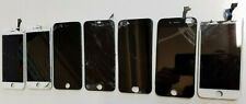 Lot 7 Apple iPhone 6 Replacement Screen i Phone 6S Screens Black White LCD