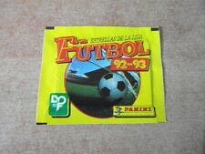 PANINI FUTBOL 92/93 1992 1993 LIGA ESPANA Packet Pochette Sobre FOOTBALL