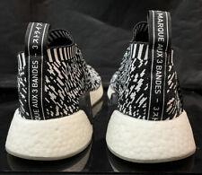 Adidas Nmd Cs boost Sz 9.5 Glitch Oreo rare Ultra Mesh multi woven lot og