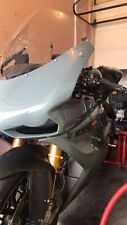 Ducati 1098 Nardo Grey And Black Track Fairings 848 1198
