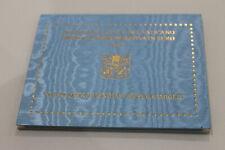 Vaticano - 2 euros conmemorativa en el folder-después de cosecha