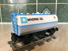 LEGO TRENO Custom petroliera (Maersk OLIO)