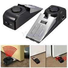Wireless Portable Door Stop Alarm Home Travel Hotel Security Safety Wedge Alert