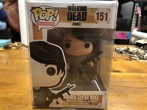 AMC TV Prison Riot Glenn Rhee #151 Vinyl Figure Funko Pop The Walking Dead