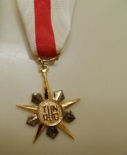SOUTH VIETNAM, LOYALTY MEDAL, WOLFE BROWN,NO BROOCH, FULL SIZE