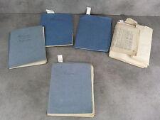 Ferdinand Monoyer manuscrits vision cornée ophtalmologie optique médecine