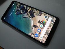 READ* Google Pixel 2 XL  64GB JUST BLACK FACTORY UNLOCKED GSM WORLDWIDE WORLD
