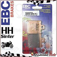 PASTIGLIE FRENO POSTERIORE SINTER EBC FA047HH CAGIVA MITO SP525 125 2006-2010