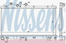 Nissens 67721 Radiador SUBARU Legacy 2.0 D 09