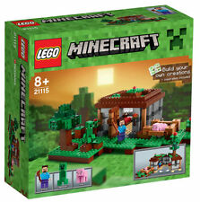 Minecraft Building Multi-Coloured LEGO Buidling Toys