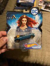 Mera - Dc Universe Aquaman Character Cars - Hot Wheels (2019)