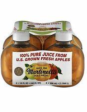 Martinelli's Apple Juice Viral Tik Tok - 4pk/10 fl oz Bottles
