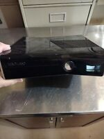 Microsoft Xbox 360 S Slim Console Only Model 1439 No HDD (For Parts)