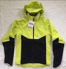 NEW PATAGONIA Storm Racer Jacket Men's XL Chartreuse Slim Waterproof MSRP $279