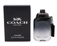 Coach by Coach 2 oz EDT Cologne for Men Brand New In Box