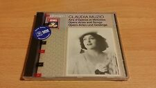 CLAUDIA MUZIO - OPERA ARIAS AND SONGS - CD SIGILLATO (SEALED)