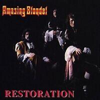 AMAZING BLONDEL - RESTORATION (New & Sealed) CD 2006 Folk