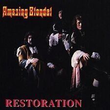 AMAZING BLONDEL - RESTORATION (New & Sealed) CD 2006 Folk