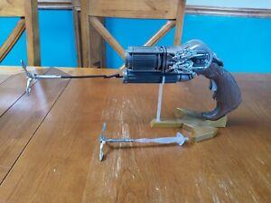 DC Classics Multiverse Batman grapple Grapnel Gun BAF Build Figure CNC Complete