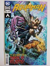 Aquaman (2016) #36 - Near Mint