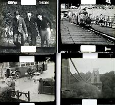 9.5mm FILM  - SOCIAL HISTORY  -  HOME MOVIES  -  6 x 50'  - REF # LOT 2B