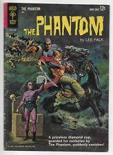 "THE PHANTOM #3 (1963) GOLD KEY COMICS LEE FALK ""THE DIAMOND CUP"" VG"