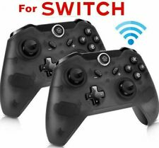 Wireless Pro Controller Gamepad Joypad Remote for Nintendo Switch Console and PC