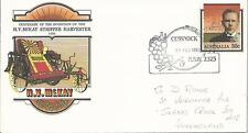 1985 Cessnock Post Office Nsw 2325 Special Postmark Pictor Marks Pmp 203 (1)