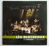 LES BLAIREAUX   - 15 TITRES EN CONCERT   ♦ CD Promo Album ♦
