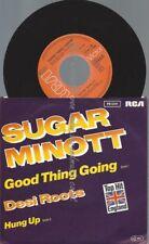 """7""""  Sugar Minott – Good Thing Going"""