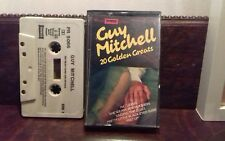 Guy Mitchell ~ 20 Golden Greats ~ Cassette ~ Singing the Blues ~ Red Feathers