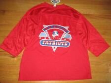 Vintage Artex NEW ENGLAND PATRIOTS Pat the Patriot (LG) Mesh Jersey w/ Tags