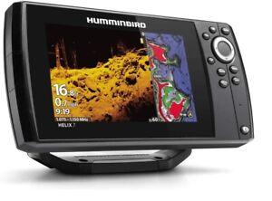 Brand New- Humminbird 410940-1 HELIX 7 CHIRP MDI (MEGA Down Imaging) GPS G3
