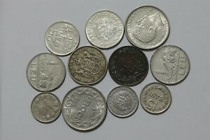 ROMANIA OLD COINS LOT SINCE 1867 B38 MMM9